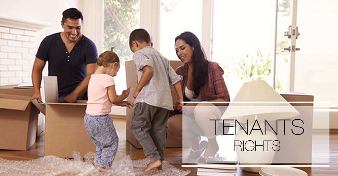 Tenant legal rights